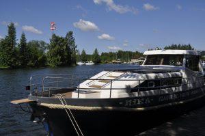 Boat charter Poland